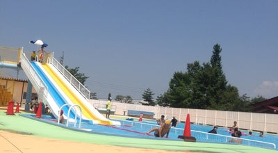 Photo of Pool 今井市民プール at 今井7113-1, 松本市 390-1131, Japan