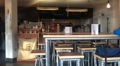Photo of Coffee Shop Third Floor Espresso (3FE) at 32-34 Lwr Grand Canal St, Dublin 2, Ireland