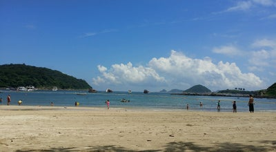 Photo of Beach Clear Water Bay Second Beach at Tai Au Mun Rd, Clear Water Bay, Hong Kong