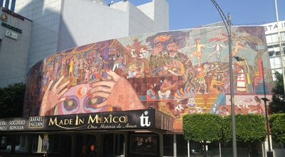 Photo of Theater Teatro de los Insurgentes at Av Insurgentes Sur 1587, Mexico City 03400, Mexico