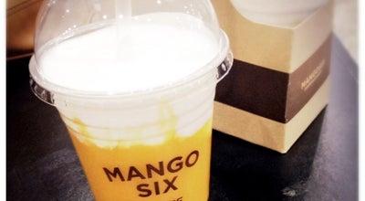 Photo of Juice Bar 망고식스 / MANGO SIX at 일산서구 한류월드로 408, 고양시, South Korea