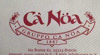 Photo of Pizza Place Ca' Nöa at Via Branze 61, Brescia 25123, Italy