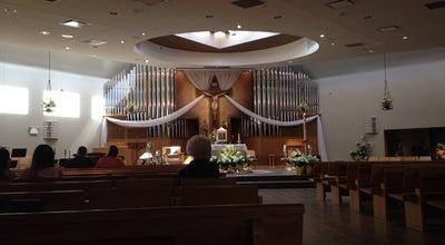 Photo of Church St. John LaLande Catholic Church at 805 Nw R D Mize Rd, Blue Springs, MO 64015, United States