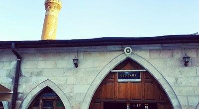 Photo of Mosque Ulu Cami at Sivas, Turkey