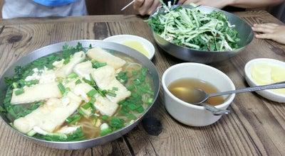 Photo of Korean Restaurant 명동쫄면 at 계림로93번길 3, 경주시, South Korea