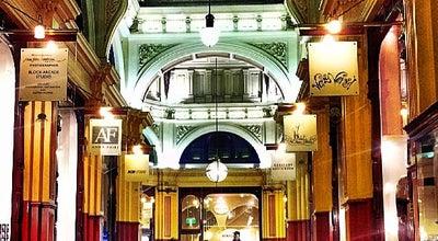Photo of Monument / Landmark Block Arcade at 282 Collins St., Melbourne, Vi 3000, Australia