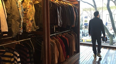 Photo of Men's Store Visvim at 神宮前5-10-1, Shibuya 150-0001, Japan