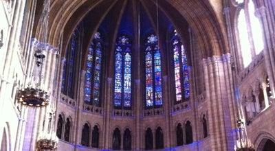 Photo of Church Riverside Church at 490 Riverside Dr, New York, NY 10027, United States
