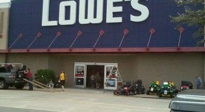 Photo of Hardware Store Lowe's Home Improvement at 3600 North Road 98, Lakeland, FL 33809, United States