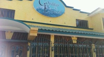 Photo of Mexican Restaurant Gorditas La Especial at Ciudad Victoria, Mexico