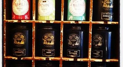 Photo of Tea Room Mariage Frères at 30 Rue Du Bourg-tibourg, Paris 75004, France
