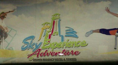 Photo of Theme Park Sky Experience Adventure at Crown Regency Hotel & Towers, Osmeña Blvd., Cebu City 6000, Philippines