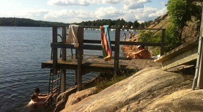 Photo of Beach Klipporna @ Edsviken at Sweden