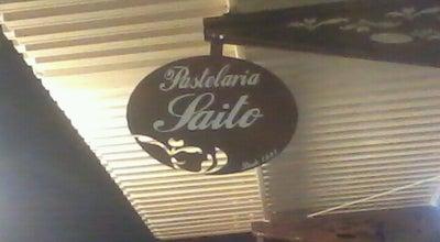Photo of Brazilian Restaurant Saito Pastelaria at R. Julio Mesquita, 260, Araras 13600-060, Brazil