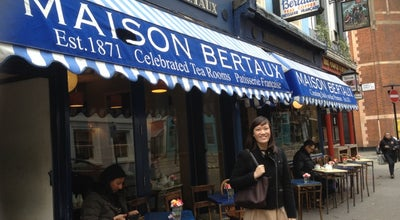 Photo of Tea Room Maison Bertaux at 28 Greek St., London W1D 5DD, United Kingdom