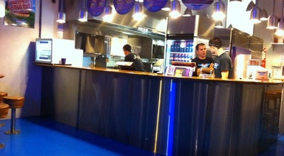 Photo of Burger Joint BurgerFuel at 652 Great South Rd, Manukau, Auckland 2104, New Zealand