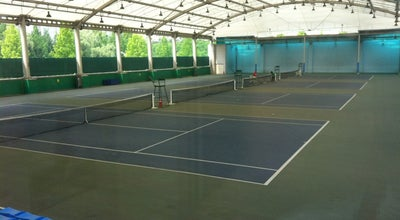 Photo of Tennis Court 탄천종합운동장 테니스코트 at South Korea
