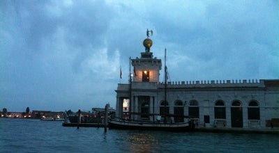 Photo of Art Gallery Punta Della Dogana at Venice, Italy