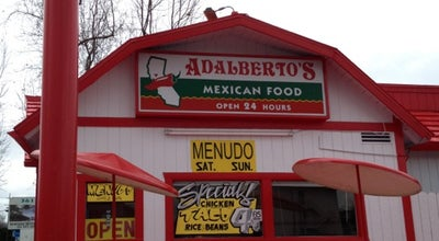 Photo of Mexican Restaurant Adalberto's Mexican Food at 5544 Watt Ave, North Highlands, CA 95660, United States