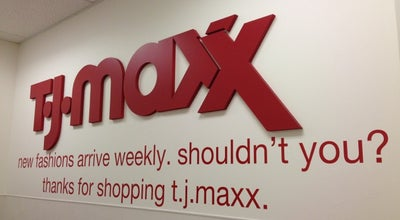 Photo of Department Store T.J. Maxx at 14 Wall Street, New York, NY 10005, United States