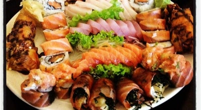 Photo of Japanese Restaurant Mori Sushi at R. Eduardo Tomanik, 900, Jundiaí 13280-000, Brazil