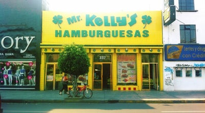 Photo of Burger Joint Mr. Kellys at Av. Insurgentes Sur 337, Cuauhtémoc 06100, Mexico