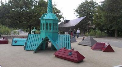 Photo of Playground Tårnlegepladsen at Frederik V's Vej 4, København Ø 2100, Denmark