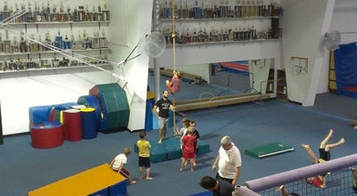 Photo of Rock Climbing Spot Emerald City Gym at 9063 Bond St. #101, Overland Park, KS 66214, United States