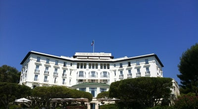 Photo of Hotel Grand Hôtel du Cap Ferrat at 71 Boulevard Du Général De Gaulle, Cap-d'Ail 06320, France