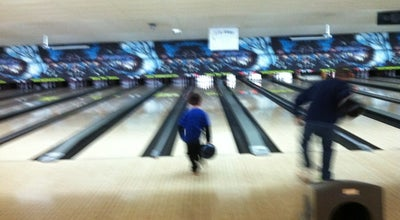 Photo of Bowling Alley King Pin Lanes at 7157 E Dominick St, Rome, NY 13440, United States