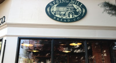 Photo of Bakery Spring Mill Bread Co. at 701 8th St. Se, Washington, DC 20003, United States