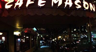 Photo of Cafe Cafe Mason at 320 Mason St, San Francisco, CA 94102, United States