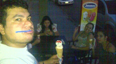 Photo of Ice Cream Shop Sorveteria Amandau at Paraguay