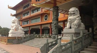 Photo of Buddhist Temple Maha Vihara Maitreya at Jalan Cemara Boulevard Utara No. 8 Komplek Cemara Asri, Deli Serdang 20371, Indonesia