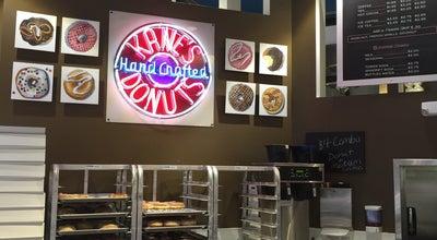 Photo of Donut Shop Kane's Donuts at 1 International Pl, Boston, MA 02110, United States