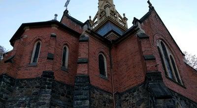 Photo of Church Anglikánský kostel sv. Lukáše at Zámecký Vrch, Karlovy Vary 36001, Czech Republic