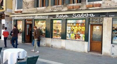 Photo of Cafe Rosa Salva at Castello 6363, Venice 30122, Italy