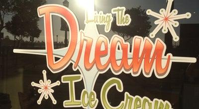 Photo of Ice Cream Shop Living the Dream Ice Cream at 1 F St, Eureka, CA 95501, United States