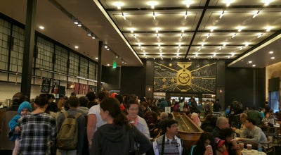 Photo of Coffee Shop Starbucks at Universal Studios Hollywood at 100 Universal City Plz, Universal City, CA 91608, United States