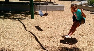 Photo of Playground Mitchell Park at 1400 Osos St., San Luis Obispo, CA 93401, United States