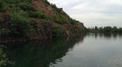 Photo of Lake Радванський кар'єр at Радванка, Ужгород 88000, Ukraine