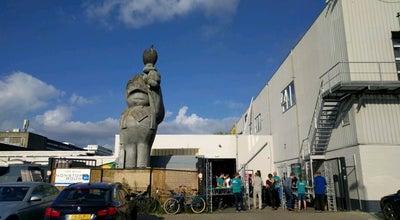 Photo of Nightclub Warehouse Elementenstraat at Elementenstraat 25, Amsterdam 1014 AR, Netherlands