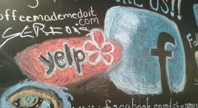Photo of Coffee Shop Steamy's Cafe at 38 E Piccadilly St, Winchester, VA 22601, United States