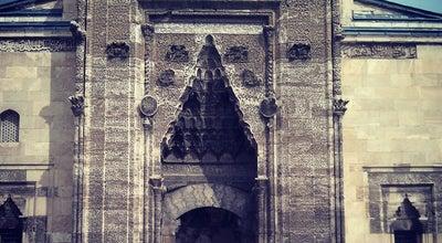 Photo of Historic Site Buruciye Medresesi at Meydan, Sivas, Turkey