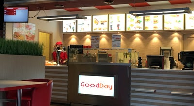 Photo of Burger Joint GoodDay at Ул.коминтерна, Мурманск, Russia