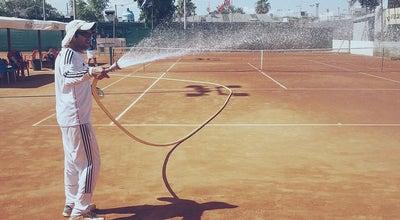Photo of Tennis Court Circolo Tennis Rimini at Lungomare Tintori 9, Rimini, Italy