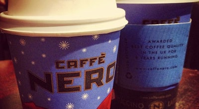 Photo of Coffee Shop Caffè Nero at Wigan WN1 1BH, United Kingdom