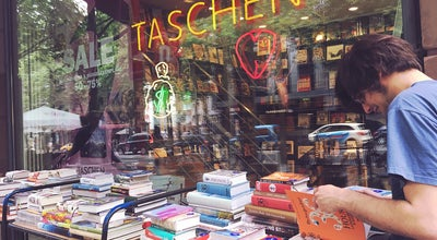 Photo of Bookstore TASCHEN Store Cologne at Hohenzollernring 28, Köln 50672, Germany