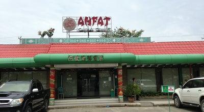 Photo of Seafood Restaurant Ahfat Seafood Plaza at Victoria Plaza Carpark, Davao City, Philippines