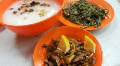 Photo of Malaysian Restaurant Bubur Nasi Sentosa at Jalan Sentosa, Johor Bahru 80150, Malaysia